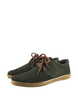 Туфли зеленые   5769937