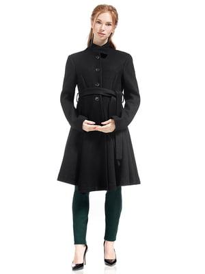 Пальто для беременных черное | 5770510