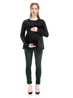 Жакет для беременных черный | 5770534