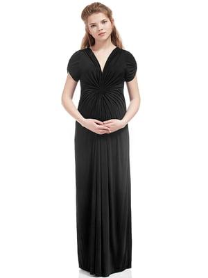 Платье для беременных черное | 5770558