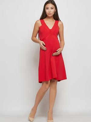 Сарафан для вагітних червоний   5770610