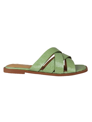 Пантолети зелені | 5770737