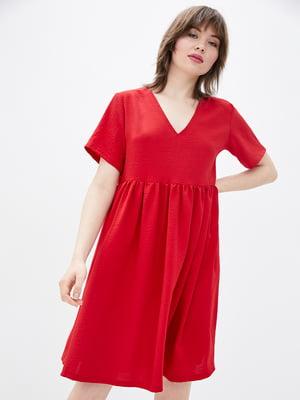 Платье красное   5772163