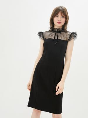 Платье черное   5772161