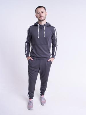 Спортивный костюм: худи и брюки | 5772553