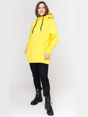Худи желтая | 5772591