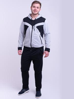Спортивный костюм: толстовка и брюки   5772605