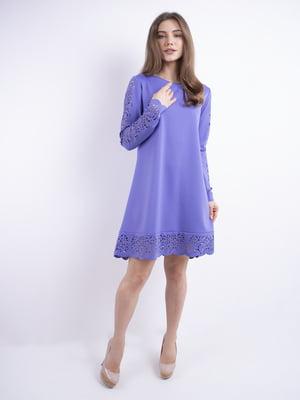 Сукня бузкового кольору   5772640