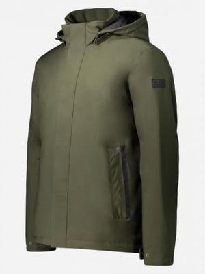 Куртка цвета хаки   5738894