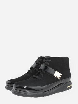 Черевики чорні | 5773603