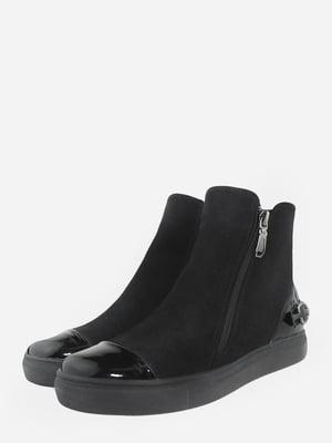 Черевики чорні | 5773604