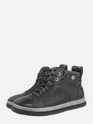 Черевики чорні | 5773606
