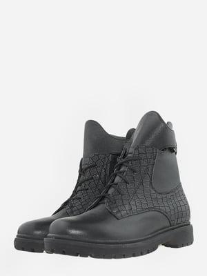 Черевики чорні | 5773613