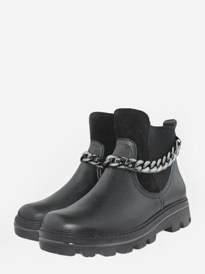 Черевики чорні | 5773615