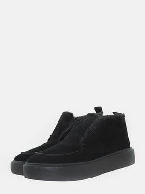 Напівчеревики чорні | 5773659
