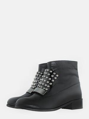 Черевики чорні | 5773660