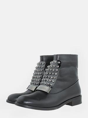 Черевики чорні | 5773661