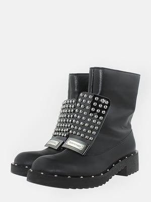Черевики чорні | 5773664