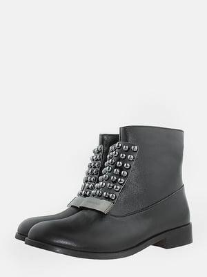 Черевики чорні | 5773665