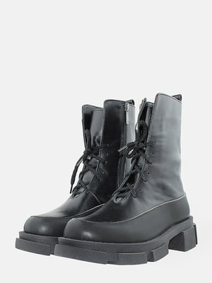 Черевики чорні | 5773666
