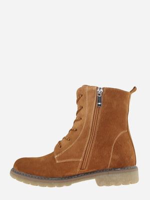 Черевики коричневі | 5773690