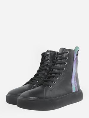 Черевики чорні | 5773641
