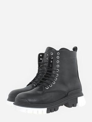 Черевики чорні | 5773646