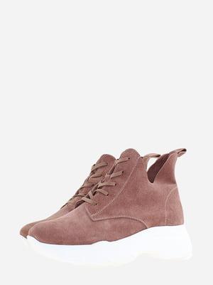 Ботинки розовые | 5773677