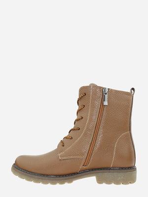 Черевики коричневі | 5773689