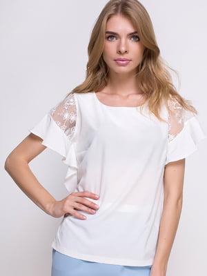 Блуза молочного цвета | 5772061