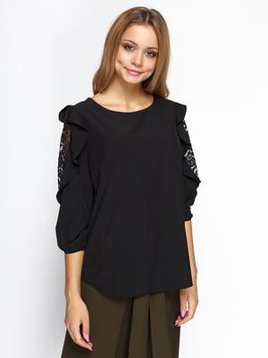 Блуза чорна   5772064