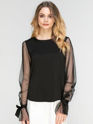 Блуза чорна | 5772068