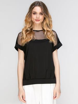 Блуза черная | 5772069