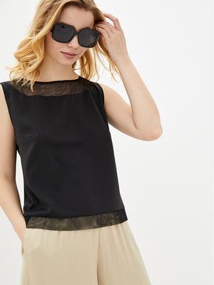 Блуза чорна   5772075