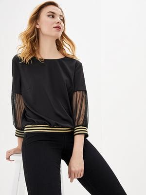 Блуза чорна | 5772078