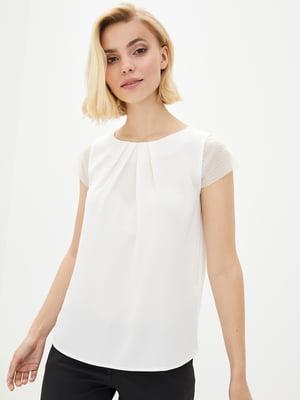 Блуза молочного цвета | 5772080