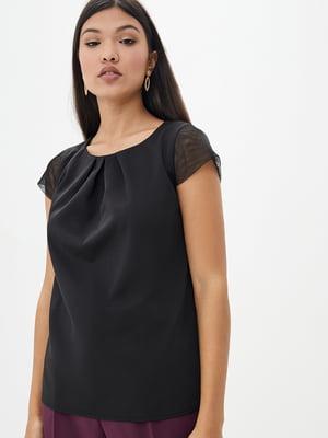 Блуза чорна   5772081