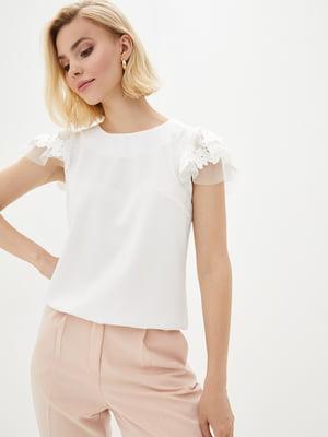 Блуза белая | 5772087