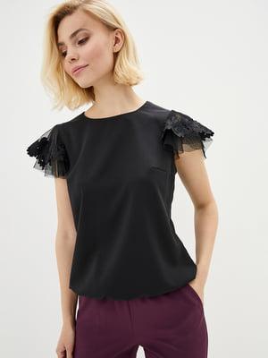 Блуза чорна   5772088