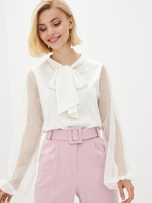 Блуза молочного цвета | 5772089
