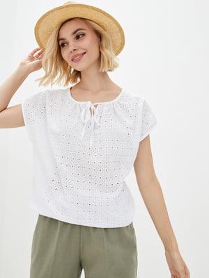 Блуза біла | 5772090