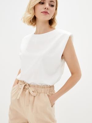 Блуза молочного цвета | 5772091
