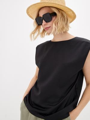 Блуза черная | 5772092