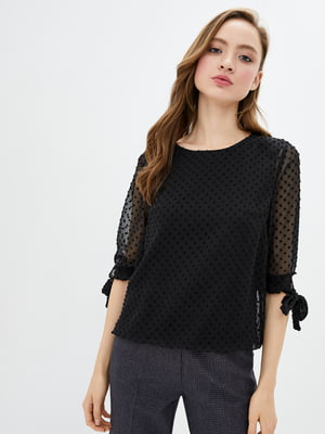 Блуза чорна   5772094
