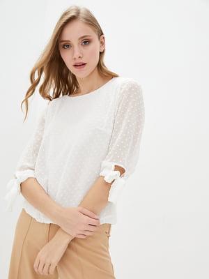 Блуза молочного цвета | 5772095