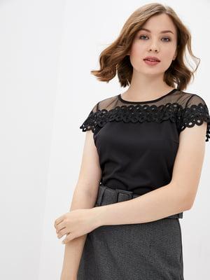 Блуза чорна | 5772097
