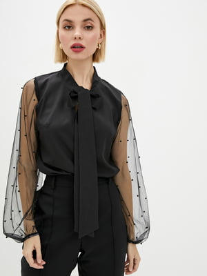 Блуза черная | 5772122