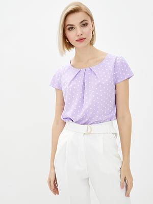 Блуза бузкового кольору   5772125