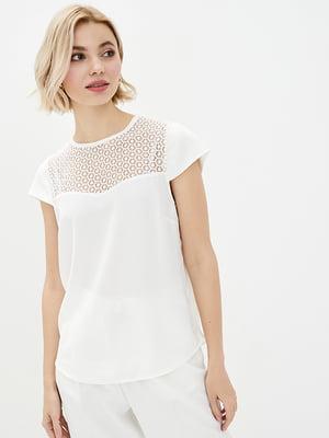 Блуза молочного цвета | 5772131