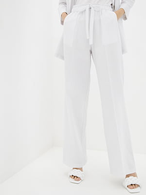 Штани білі | 5772145